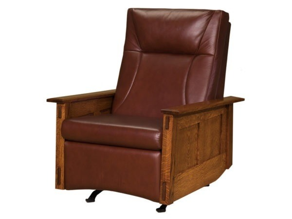 Custom McCoy Rocker Recliner