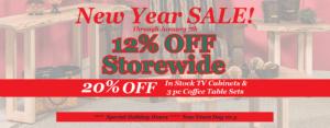 Amish Furniture Website New Year Sale Brandenberry