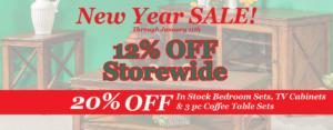 Brandenberry Amish Furniture New Year Sale 2021