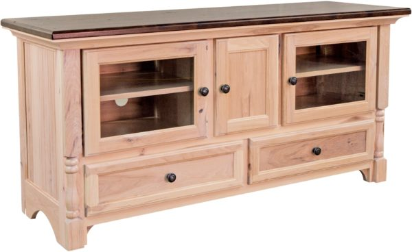 Amish Palisade Wide TV Stand