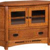 Small Colebrook Corner TV Cabinet