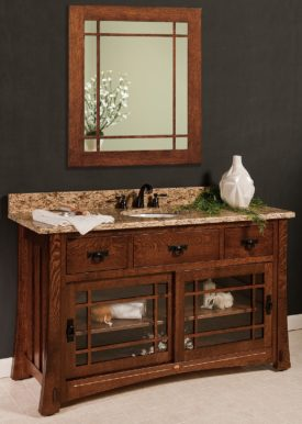 Caledonia Sink Cabinet Collection