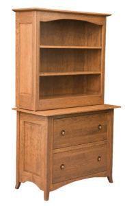 60 inch Cambridge Bookcase