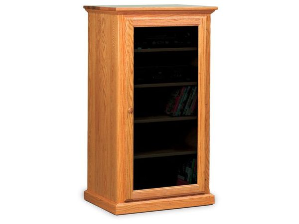 Amish Classic Stereo Cabinet