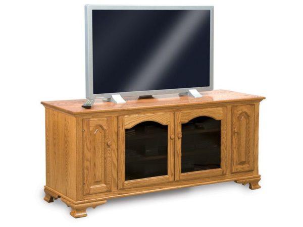 Amish Hoosier Heritage Four Door LCD Stand
