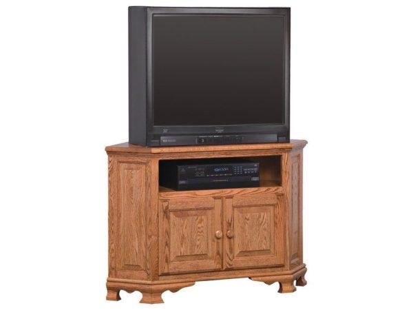 Amish Heritage Corner Unit TV Stand
