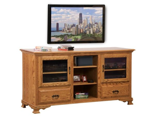 Amish Heritage Open TV Stand