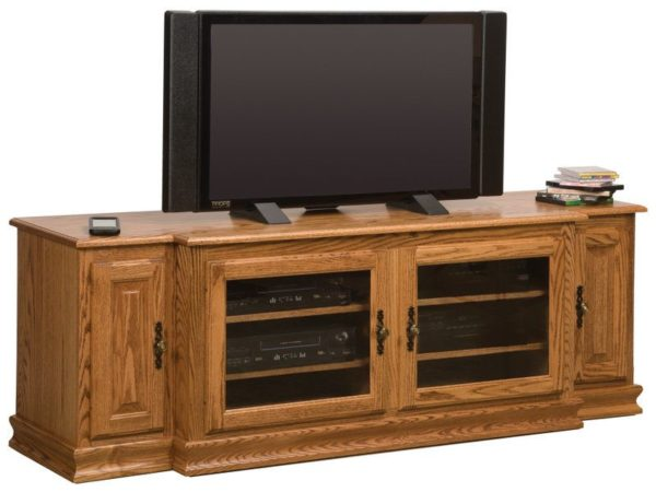 Amish Heritage Small TV Stand without Towers